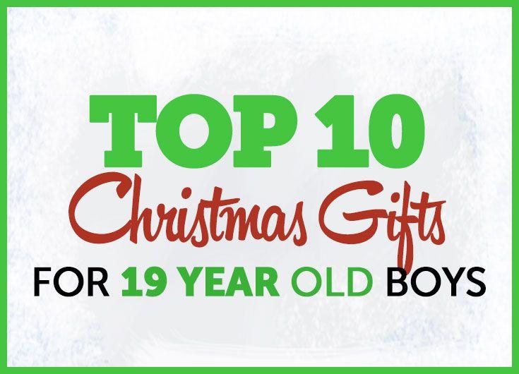 Pin on Christmas Gifts: 19-yr-old Boys