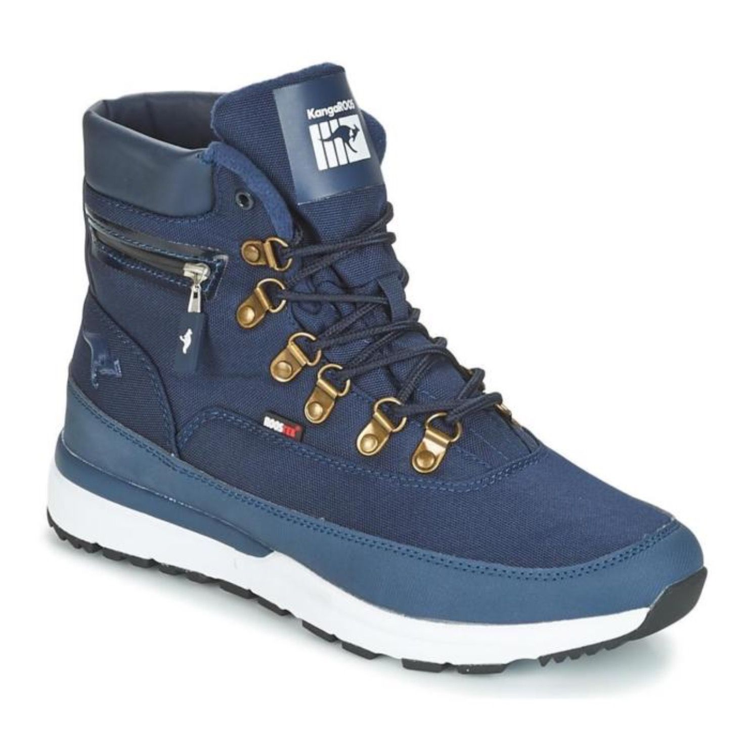 Pin op schoenen of laarzen