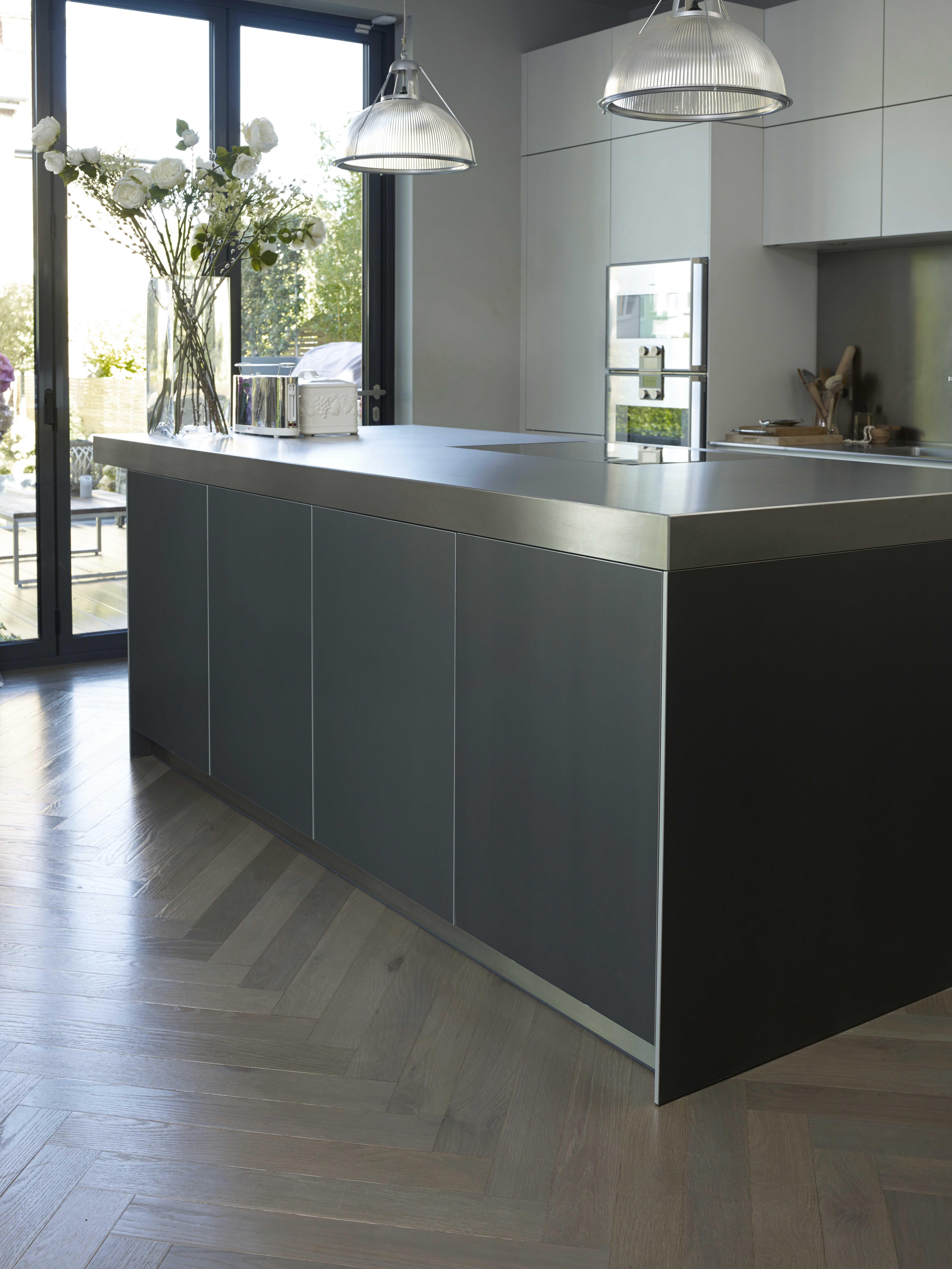 Putney Trunk Floor Flooring, Putney, Kitchen dining