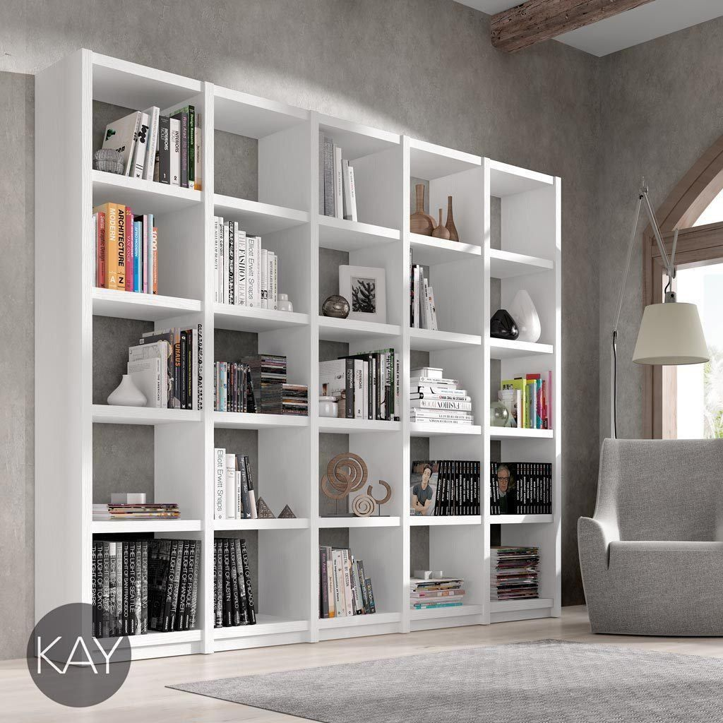 Estanter as para libros del personalizables y a medida estanterias pinterest bookcase - Estanterias a medida ikea ...