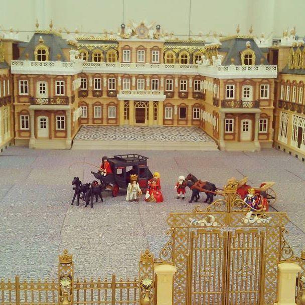 #versailles De Playmobil …