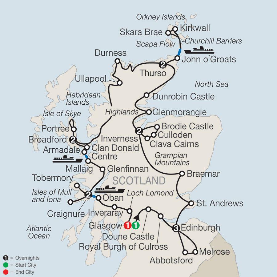 2021 Tours To Scotland Globus Vacations Scotland Tours Scottish Highlands Tour Scotland Quotes