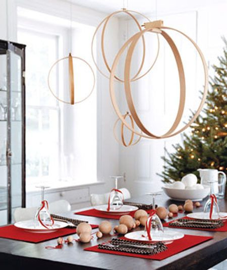 Holiday Decorating Easy Ideas from Real Simple Holiday decorating - simple christmas decorating ideas