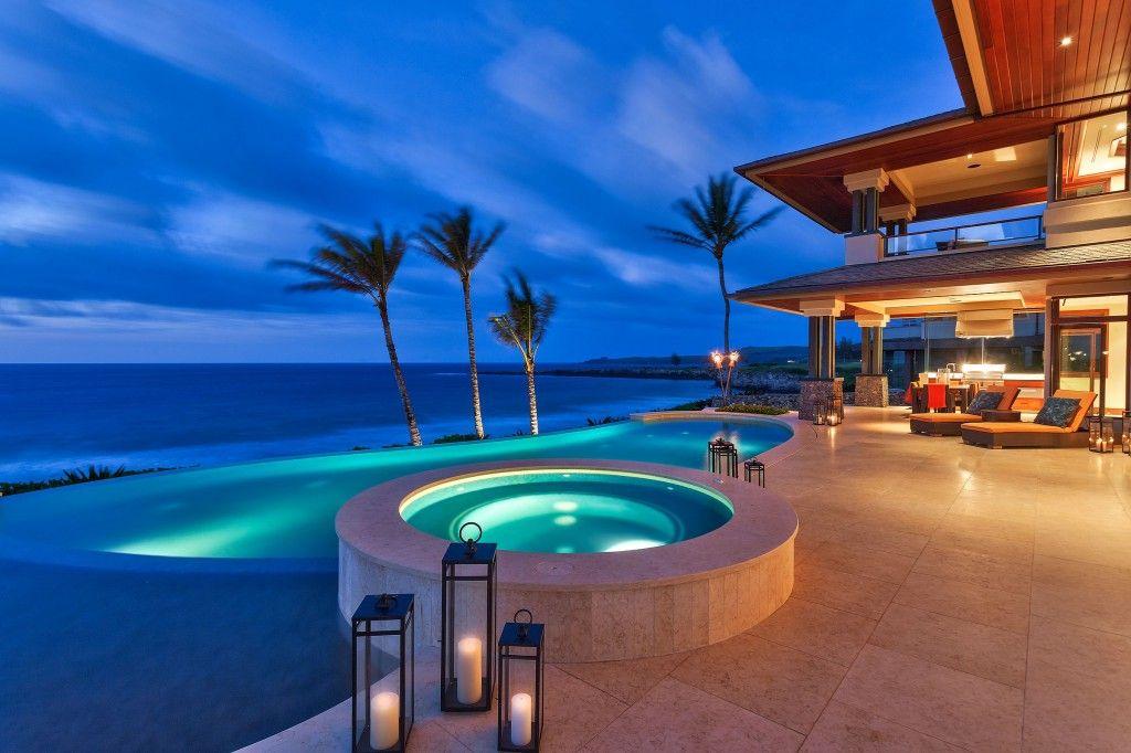Maui Beachside Mansion Favorite Luxury Homes Pinterest