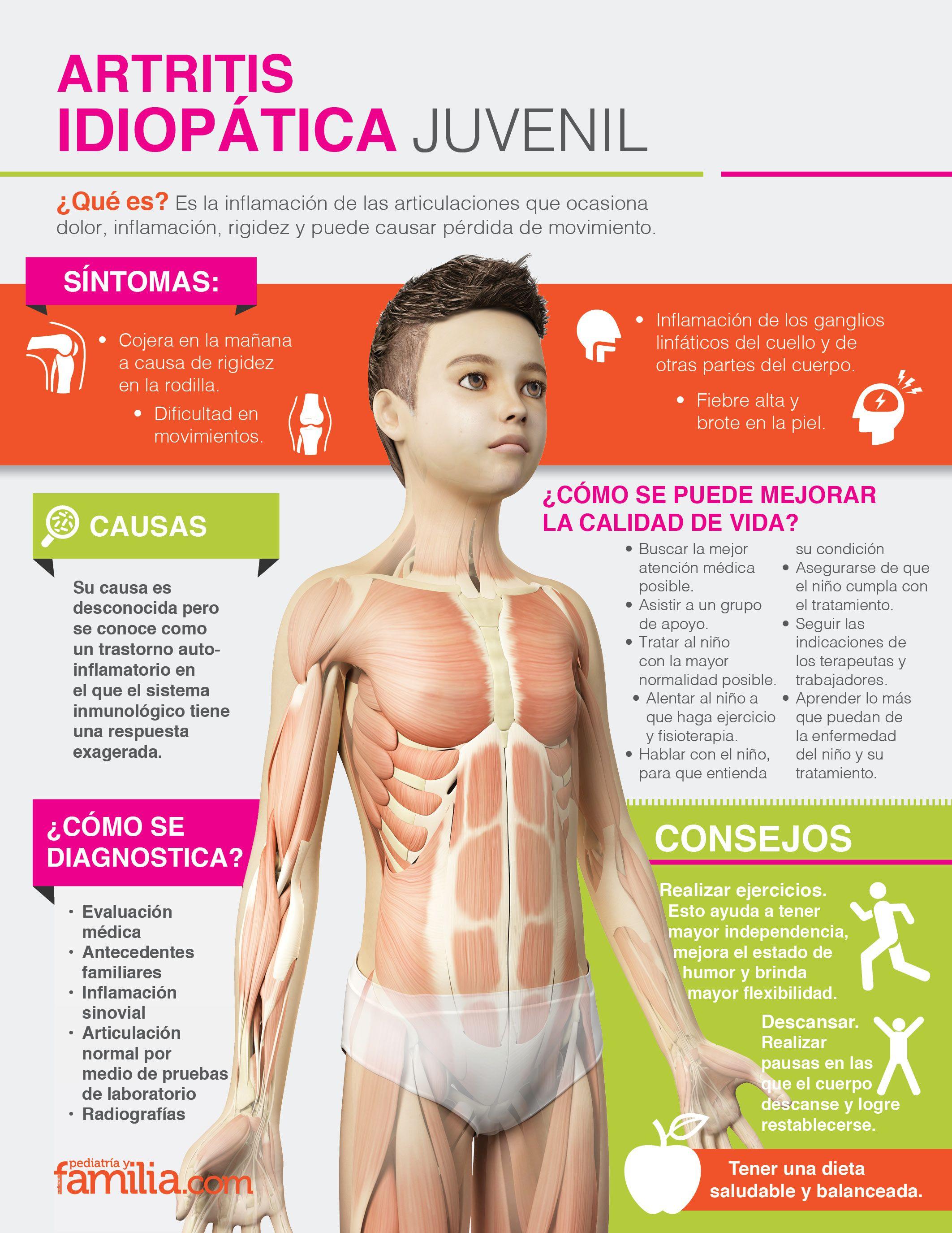 artritis idiopática juvenil sistémica diabetes emedicina