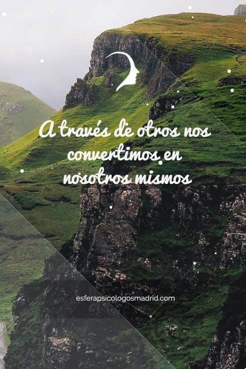 reflexión #psicología #naturaleza #frase | Fraces para la vida, Motivacion frases, Frases espirituales