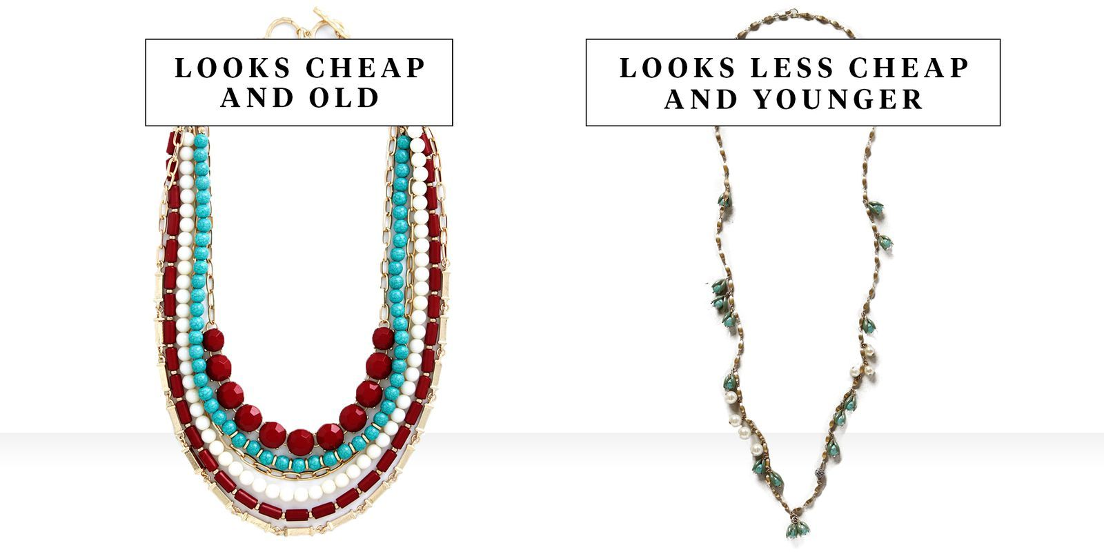 pics How to Make Cheap Jewellery Look More Expensive