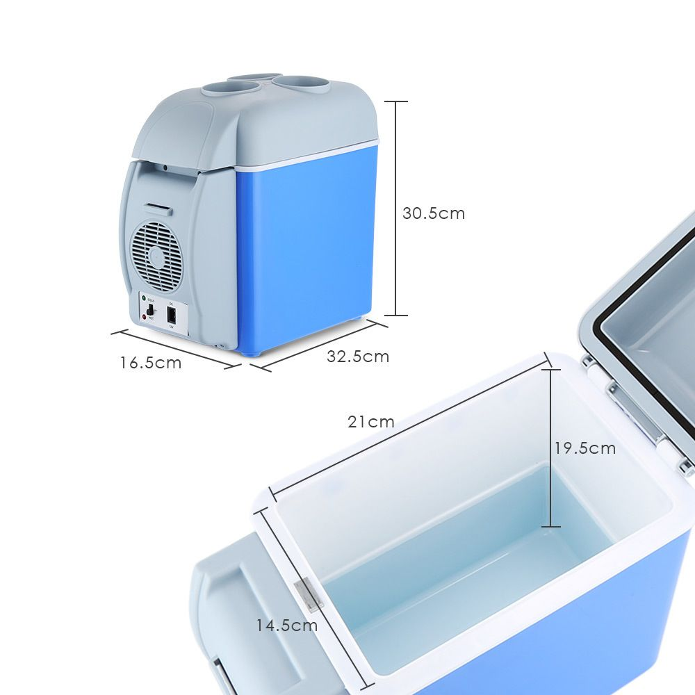 Small Portable Fridge Good Mini Fridge Car Refrigerator 7 5 Ltr 车载冰箱 Mini Fridge
