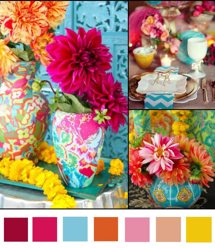 Bohemian Paint Colors: Boho Chic Decoracion - Pesquisa Google