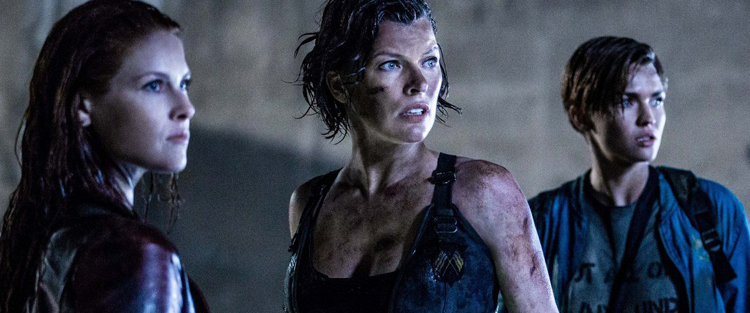 Resident Evil The Final Chapter Review Resident evil