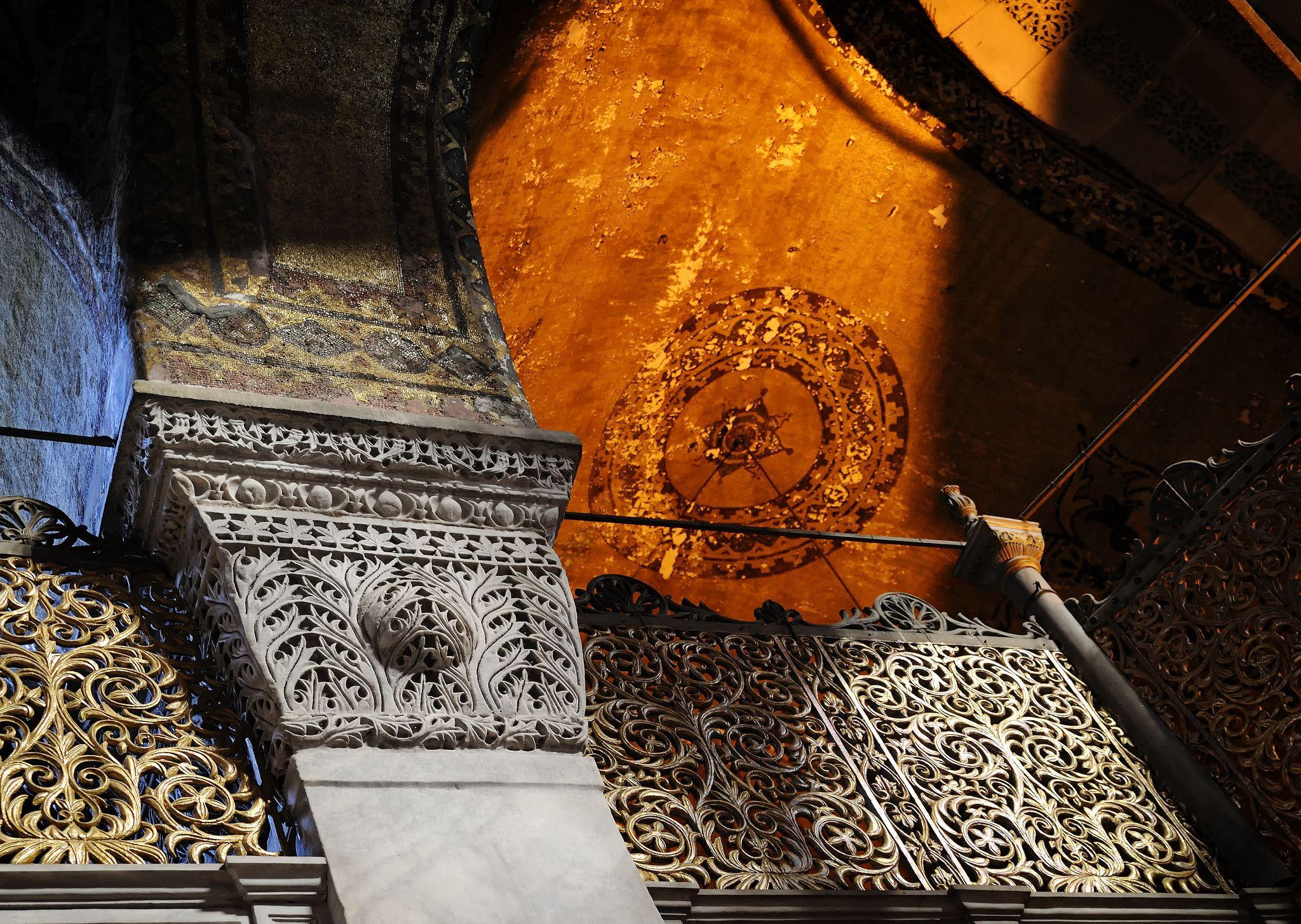 https://flic.kr/p/fMBzLF | Hagia Sophia's colors | Europe - Turquie - Istanbul : Sainte Sophie Europe - Turkey - Istanbul : Hagia Sophia