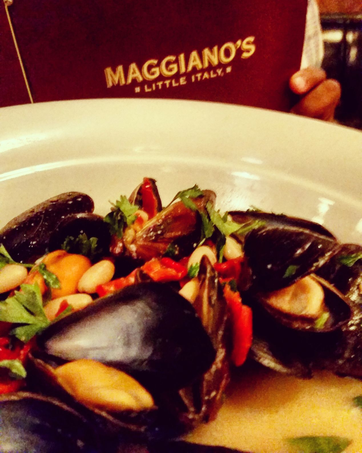 Disclaimer: I received a $25 gift card courtesy of Maggiano's to ...