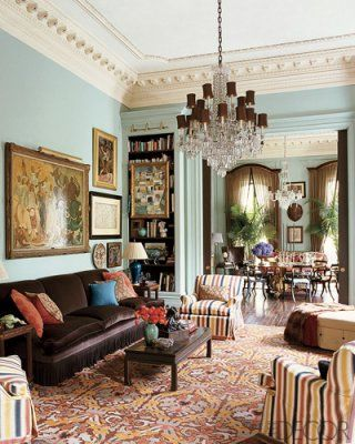 new orleans decorating style  Thursday, January 7, 7  Elle