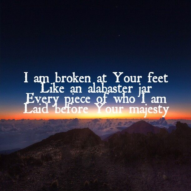 Alabaster Jar Rend Collective Experiment Christian Music Quotes