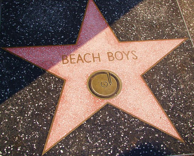 Hollywood Walk Of Fame Beach Boys Don T Worry Baby Hollywood Walk Of Fame Walk Of Fame Hollywood Walk Of Fame Star