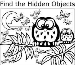 Image Result For Easy Printable Hidden Pictures For Kids Hidden