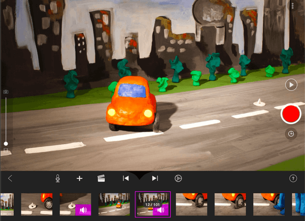A Nice Ios Android Windows App For Creating Stop Motion Animation The Basics Are Free Allowing You To Record An Stop Motion App Foto Bibliothek Verschlusszeit