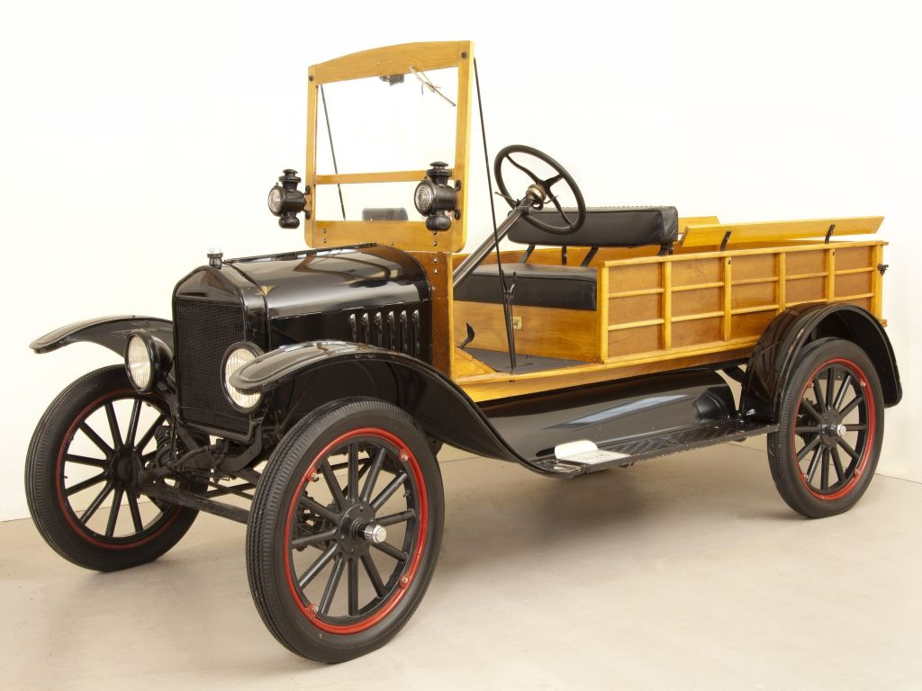 Ford Model T Open Express \'1921–22 | Техника | Pinterest | Ford ...
