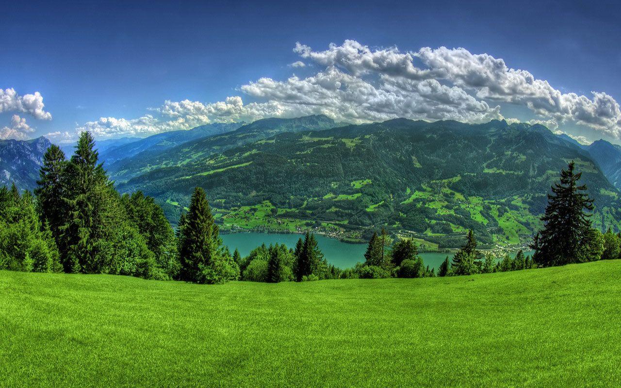 Swiss Alps/Scandanavia · Desktop WallpapersNature Desktop WallpaperHd ...