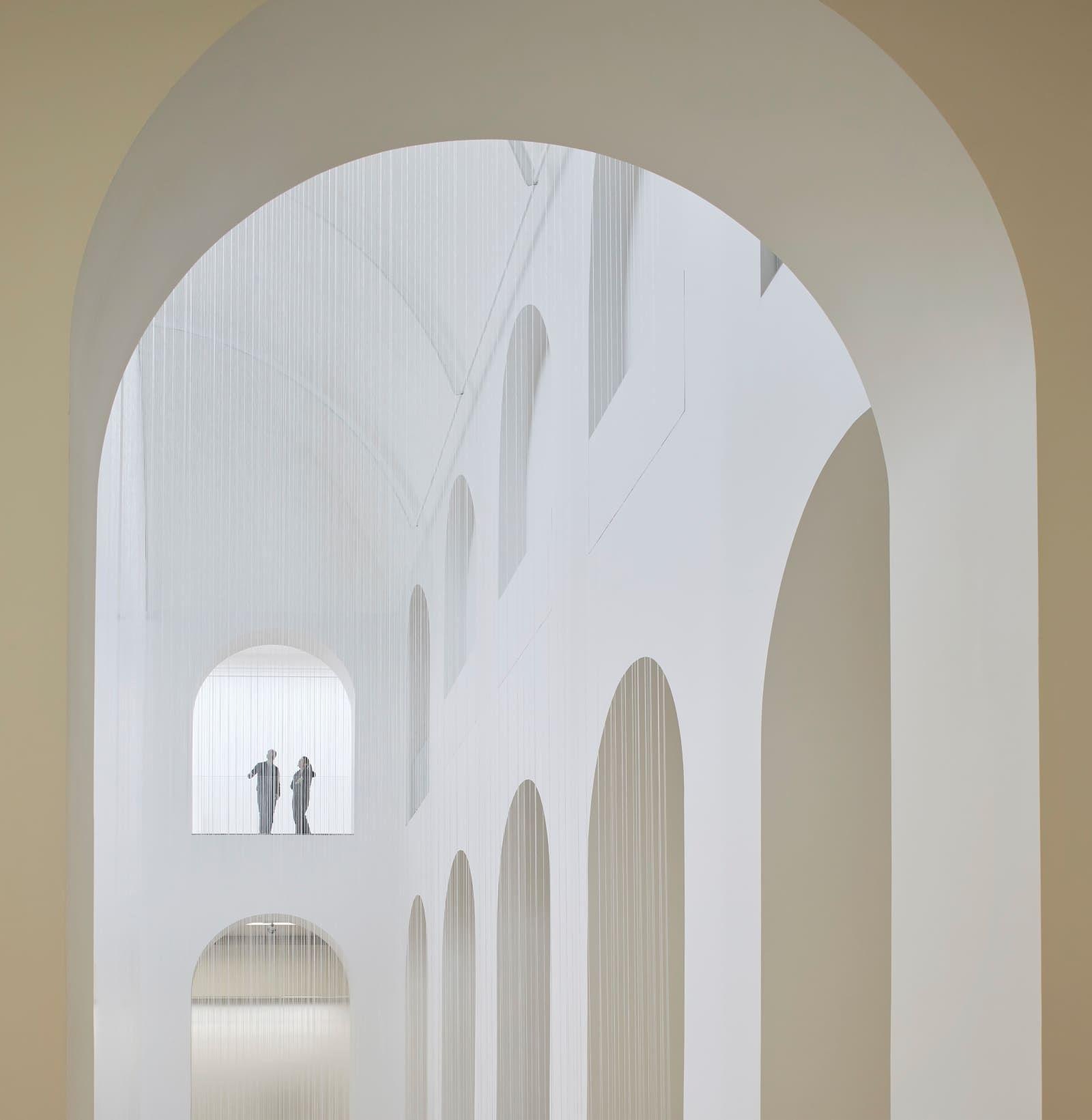 Stanton Williams, Hufton + Crow, Stefano Graziani · Musée d'Arts de Nantes