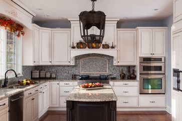 Kitchen Remodel - traditional - kitchen - philadelphia - CANAAN CABINETRY INC