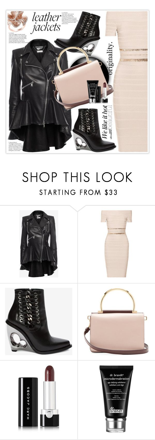 """""""CoolGirl Style Leather Jackets"""" by stranjakivana liked"""