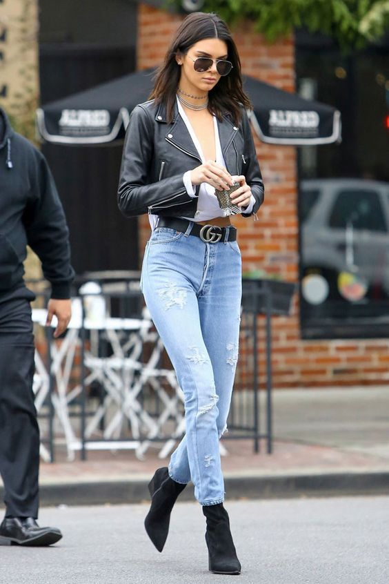 Kendall Jenner Street Style & More Luxury Details