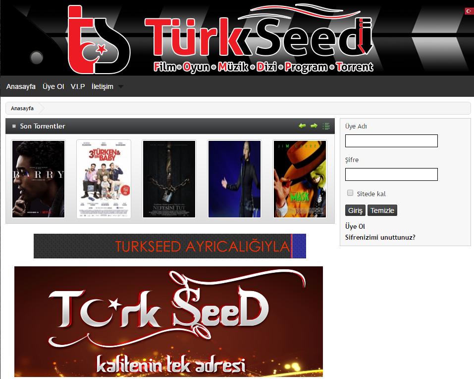 www.turkseed.com turk torrent , film izle indir , dizi izle indir ...