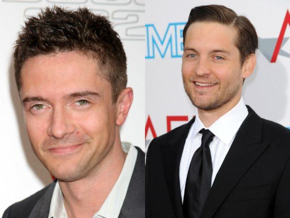 Tobey Maguire and Topher Grace | Celebrities in 2019 ...