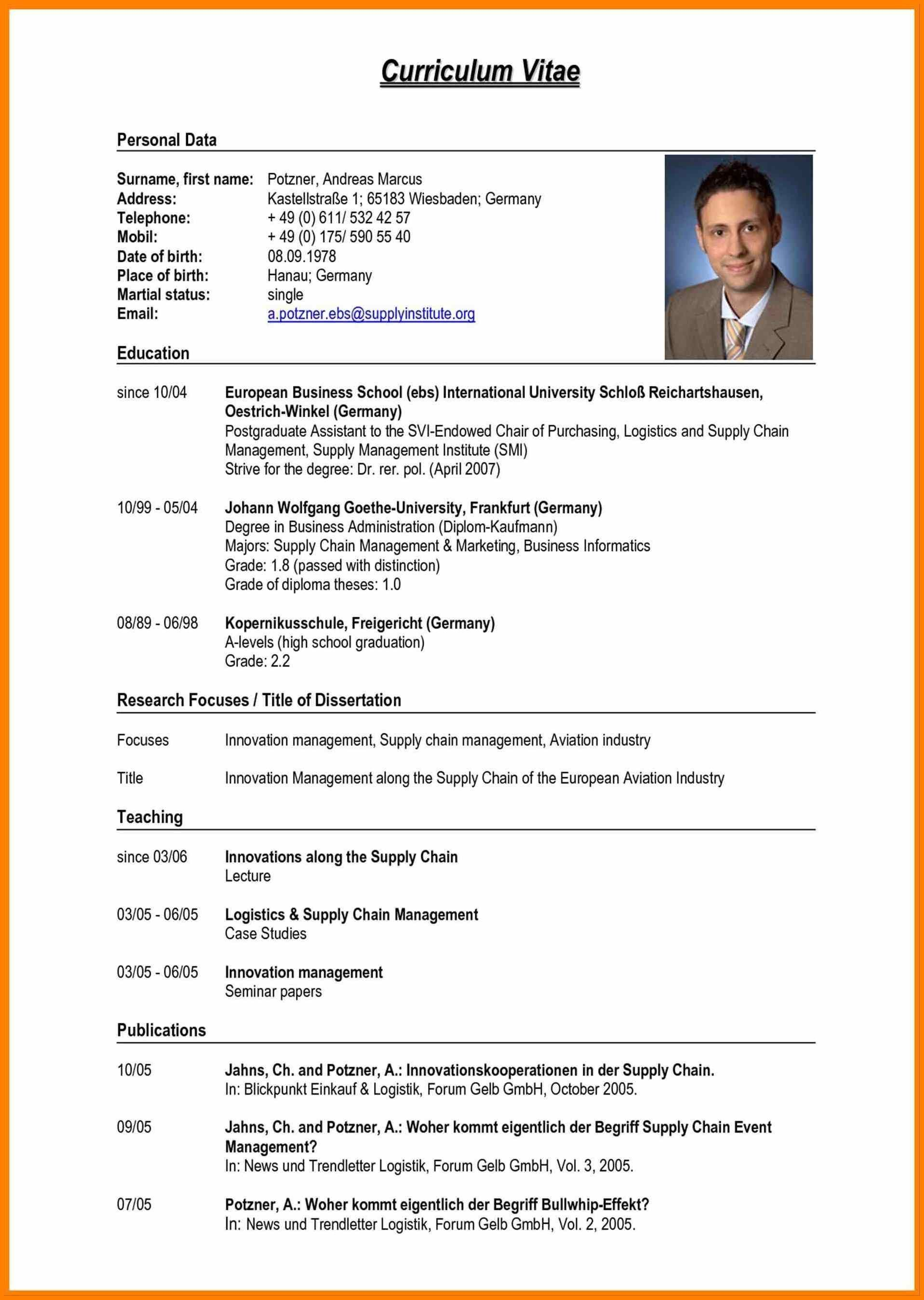 8 Sample Of Curriculum Vitae For Job Application Pdf Edu Techation Fifa Curriculum Vita In 2020 Curriculum Vitae Format Curriculum Vitae Template Job Resume Format