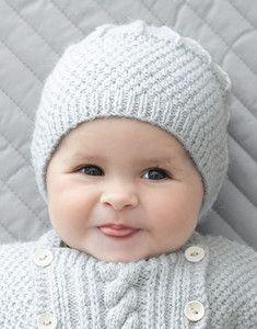 9f5c3e9e84e Modèles   patrons tricot layette - modèles tricot bébé