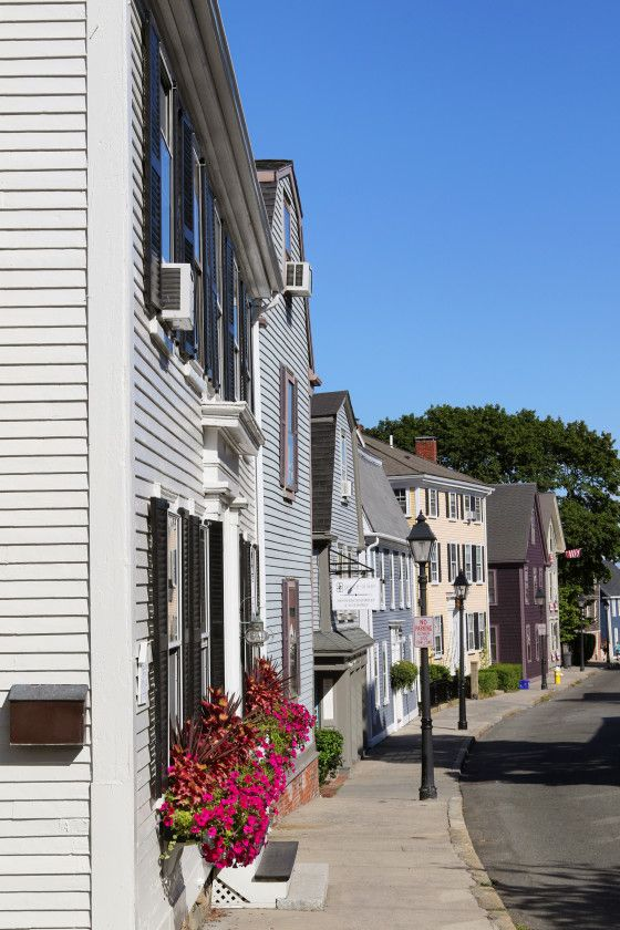 A Seaside Daytrip to Marblehead, Massachusetts #historichomes