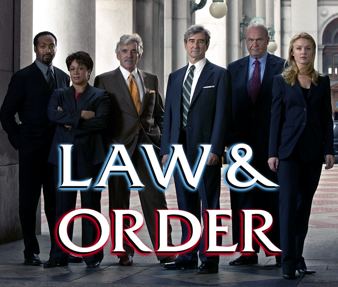law & order (1990-2010) | tv shows in 2018 | pinterest | law, law