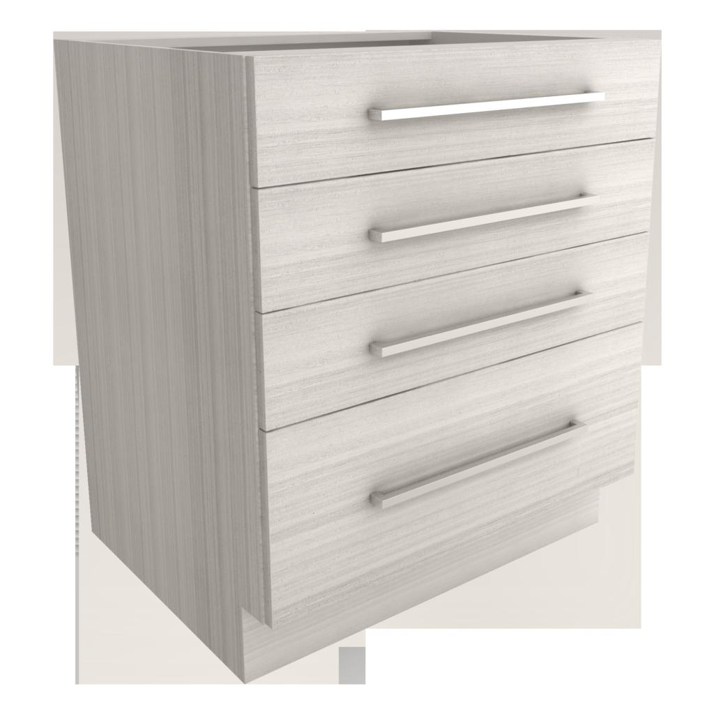 Kitchen 4 Drawer Base Cabinets | Kitchen Cabinets | Pinterest | Base ...