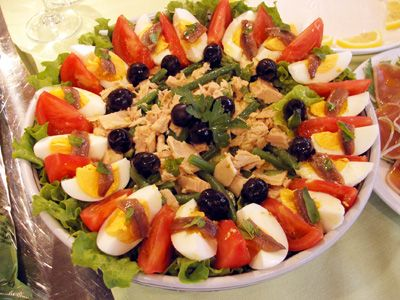 Searching For The Perfect Salade Nicoise Salade Nicoise