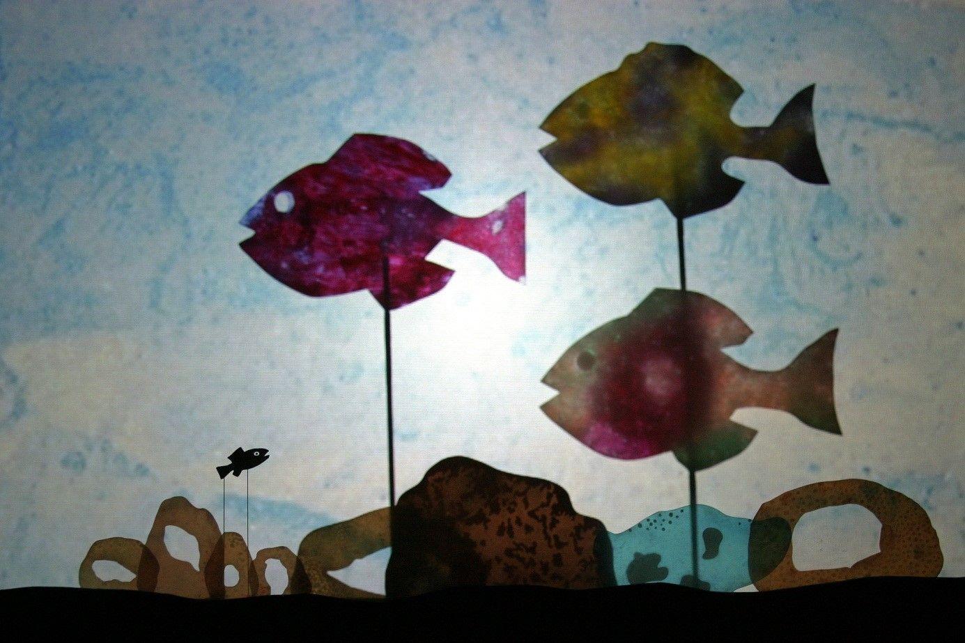 Het Verhaal Over Swimmy Het Zwarte Visje Is Een Bekend