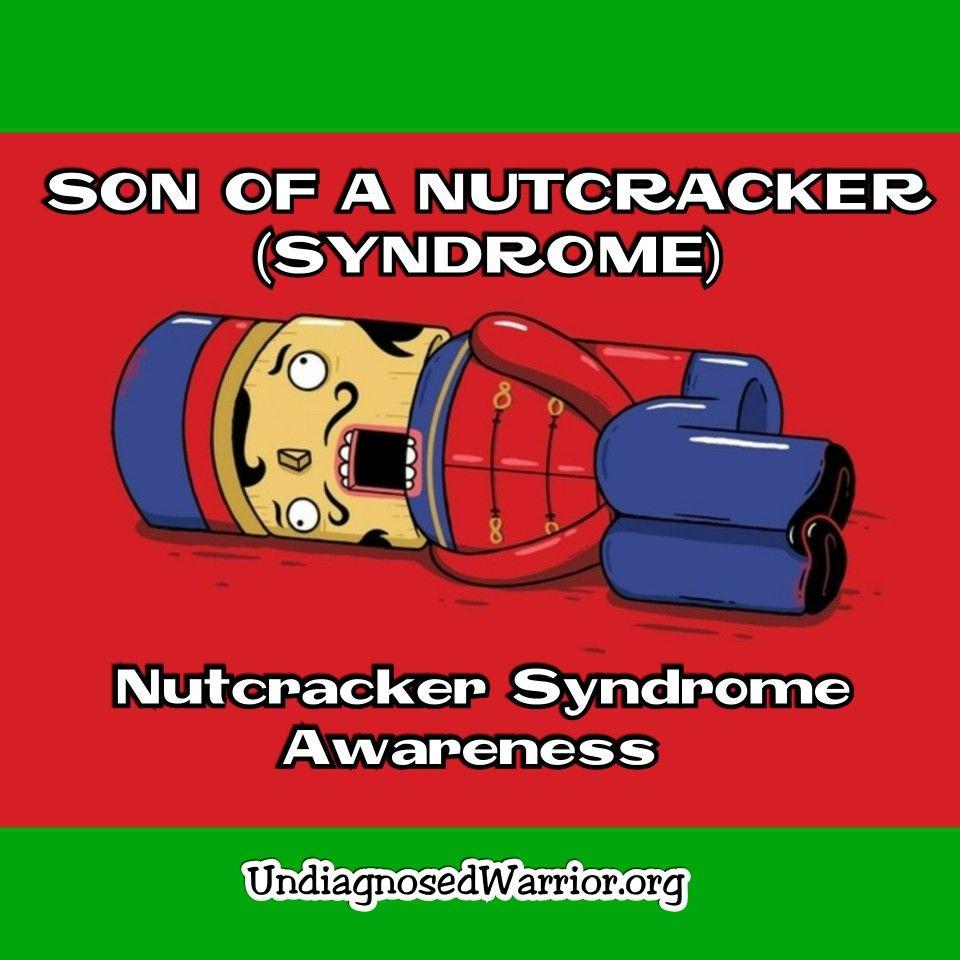 Nutcracker Syndrome Awareness Christmas Image 2. Photo