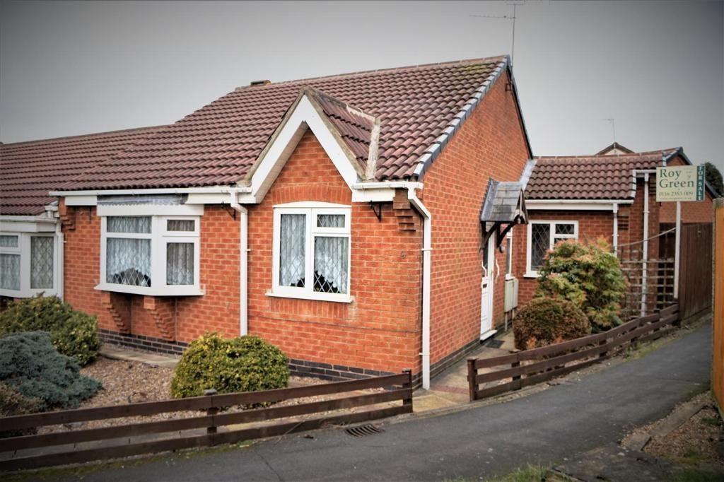 2 bedroom semidetached bungalow for sale Swithland