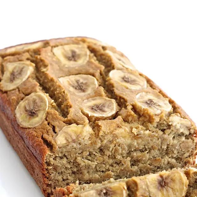 Healthy 5 Ingredient Flourless Banana Bread Recipe Yummly Recipe In 2020 Flourless Banana Bread Banana Recipes Food