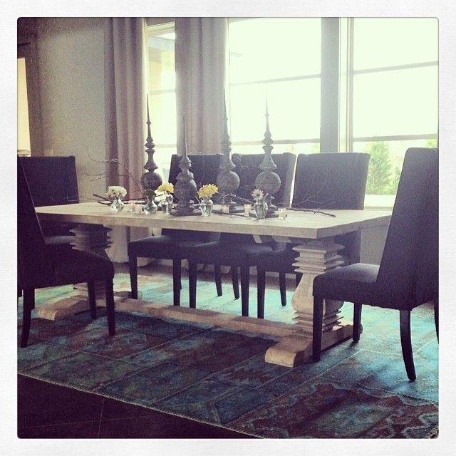 I.O. Metro 601.605.6651 Divine Dinning Room Design @renaissanceatcolonypark #shoprenaissance #fall2013 #winter2013 #holidays2013 #instastyle #ootd @I.O. Metro #iometro #decor #design