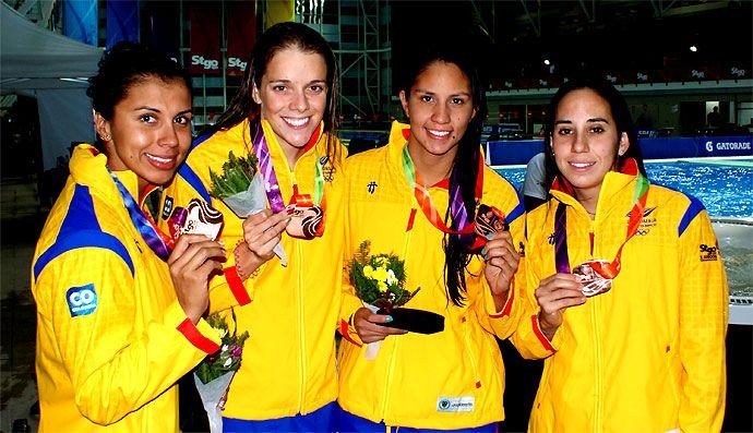 Cuatro medallas para Colombia en primer día de Juegos Suramericanos. Tres fueron conseguidas por mujeres #FelizDíaDeLaMujer - diario El Pais