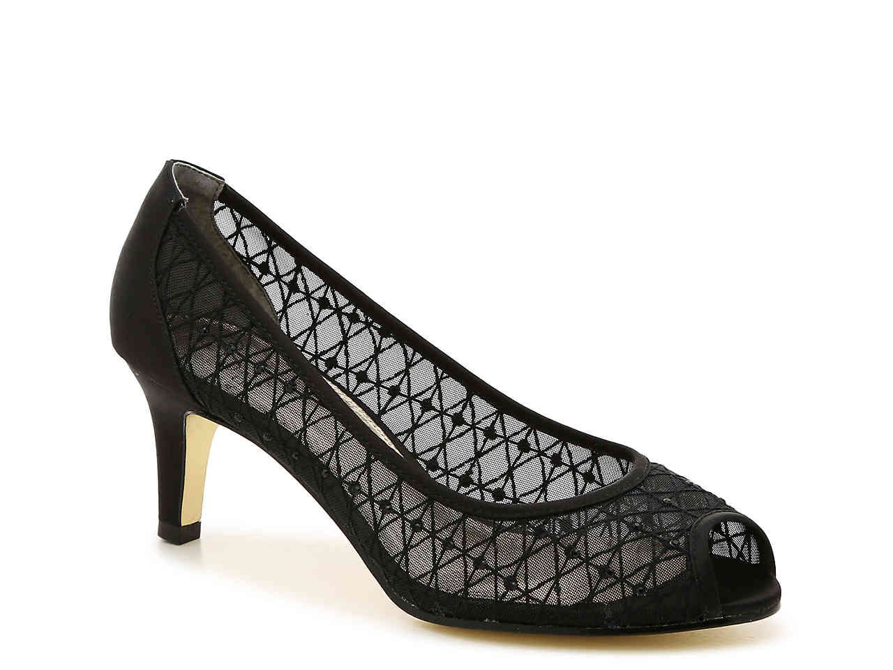 Adrianna Papell Juliette Pump Women S Shoes Dsw Womens Low Heels Pumps Heels Shopping