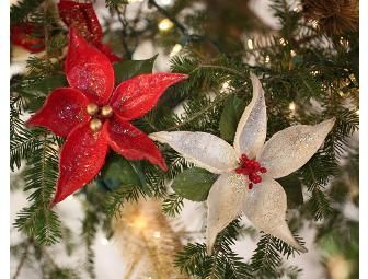 place a bid on handmade christmas ornaments to help support the eaa fundraising auction - Christmas Decorations Pinterest Handmade