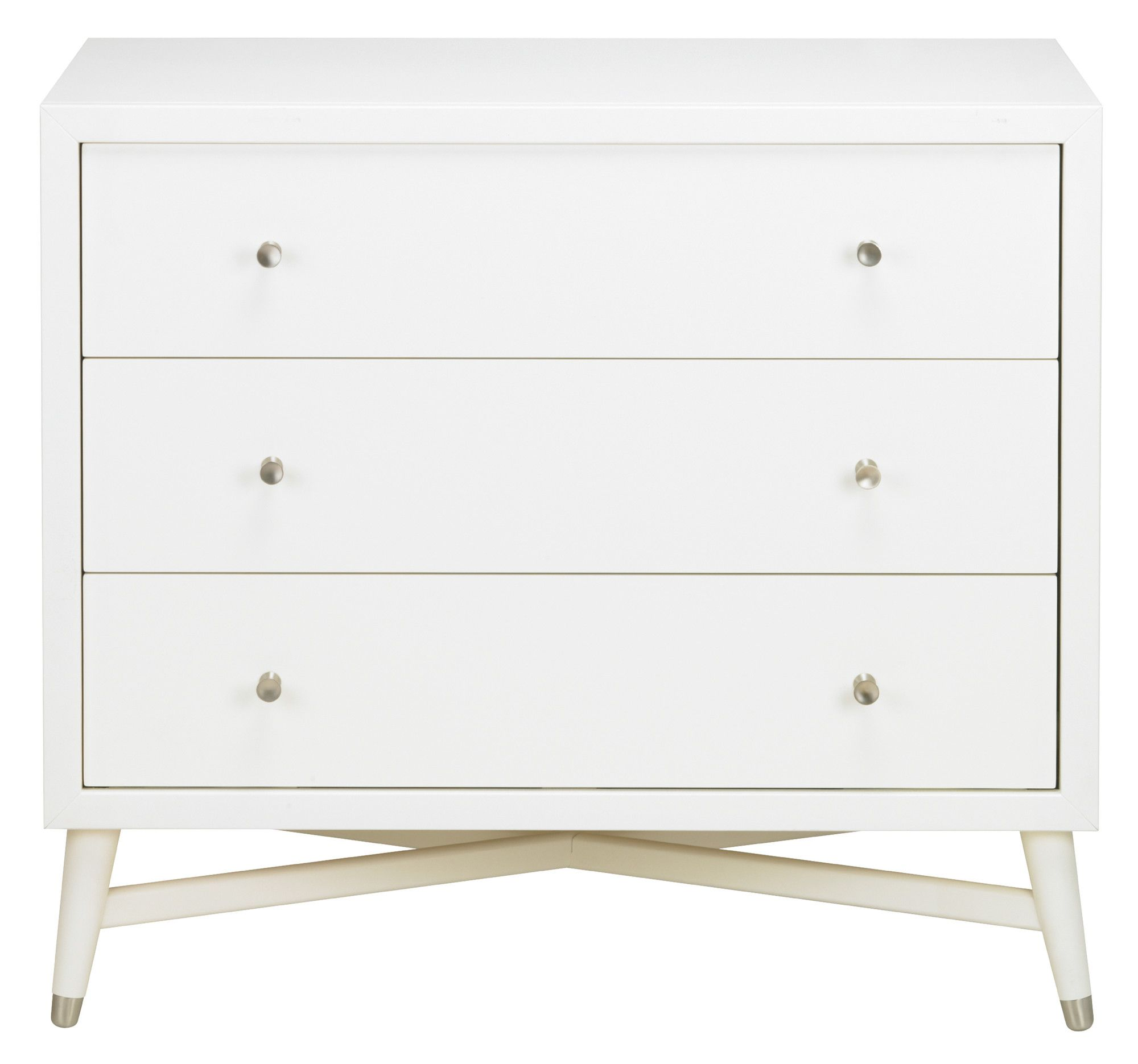 Best Offering On Dwellstudio White Dresser Mid Century French