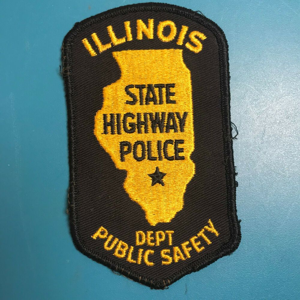 Illinois State Highway Police Department Of Public Safety