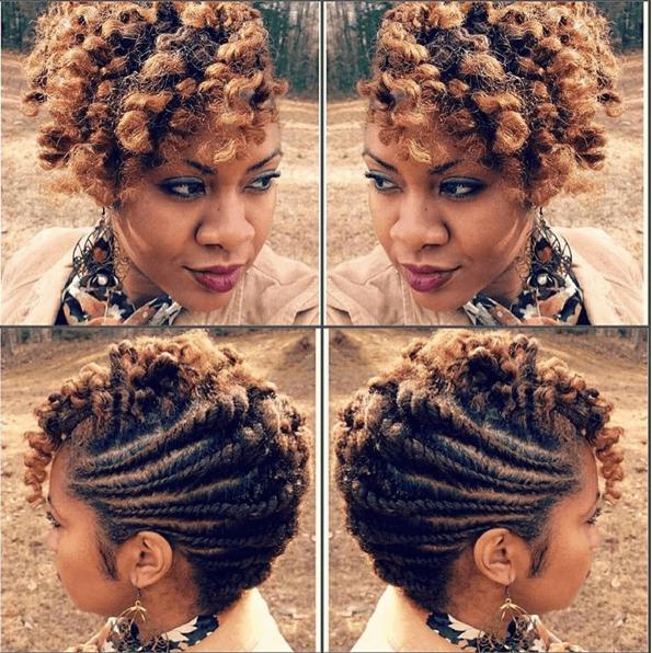 Fabulous flat twist updo flat twist updo and stylish fabulous flat twist updo hair dosflat twist hairstylestwa pmusecretfo Image collections