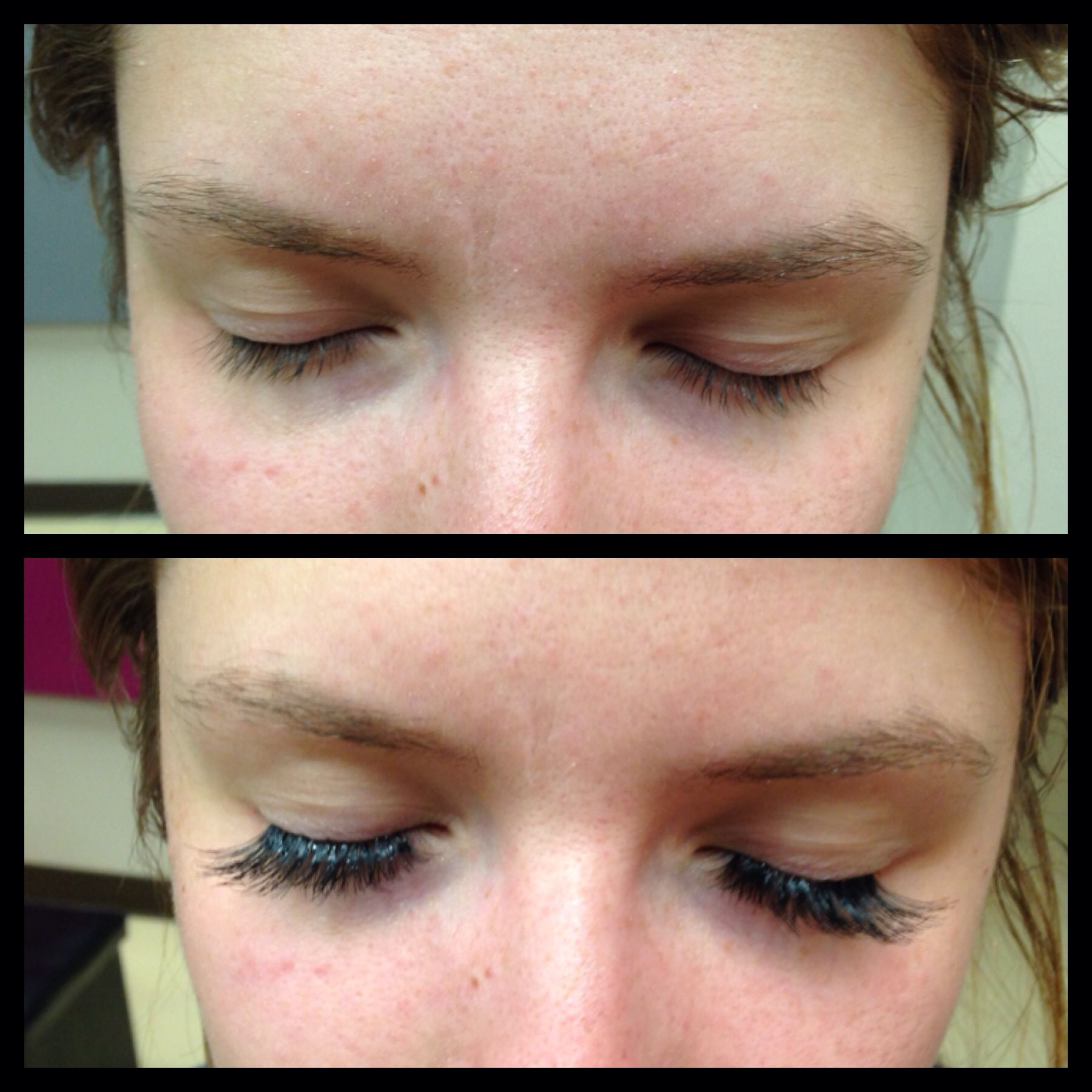 For all who are asking about the Lash Tabbing: It lasts UP TO two weeks, applied on clean lashes, in individual clusters of 3-5 lashes. More custom and natural than strip lashes, no mascara needed. 30 min appointment for $30. For booking call (410)677-4675 Amber Heater, Gorgeous Salon, Salisbury MD