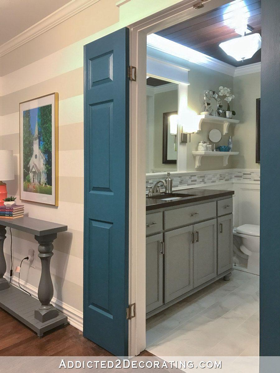 an addition to my 2019 house goals my hallway bathroom