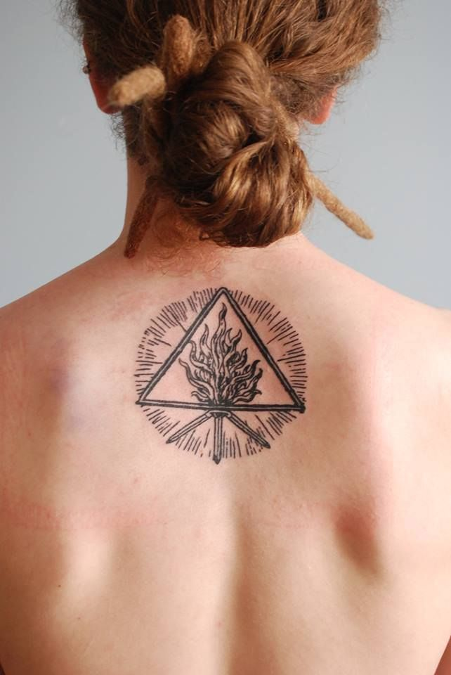 The Unholy Trinity tattoo   Tattoo ideas for my maybe one ...