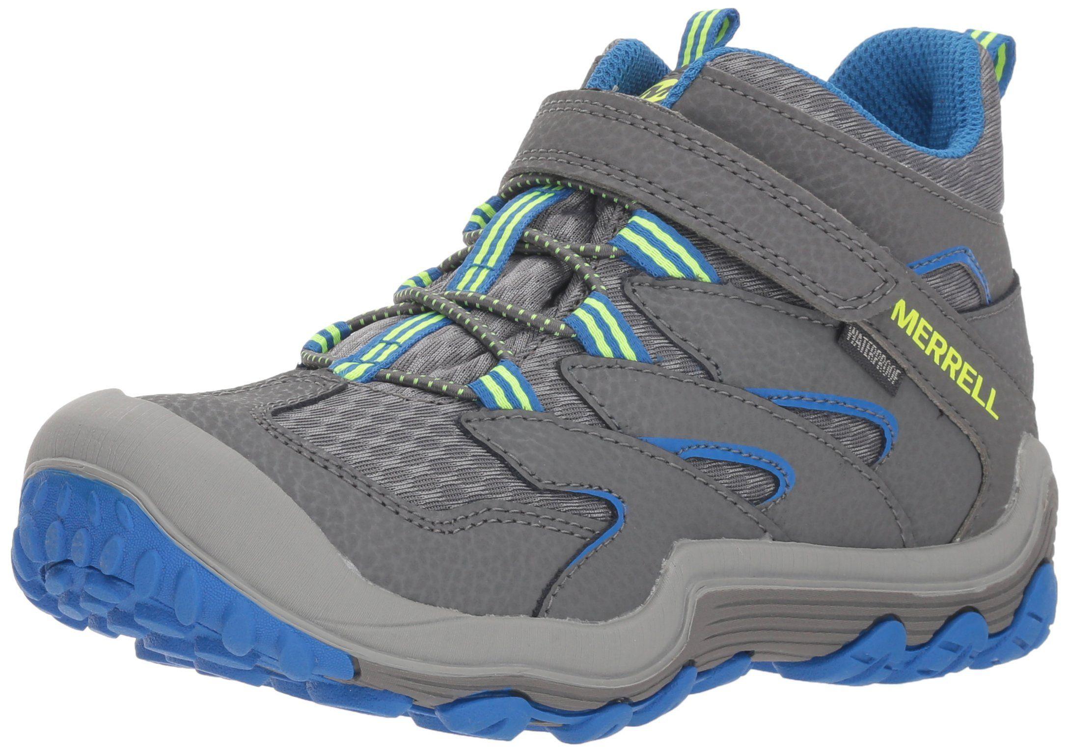 Ac Merrell Hiking ShoeLovely 7 Kids' Access Wtrpf Mid Chameleon c35L4RjSAq